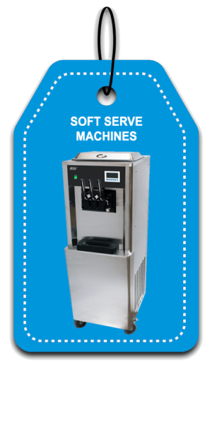 Soft Serve Machine For Sale