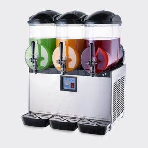 Slush Machine For Sale South Africa ChromeCater SC-3 Triple Barrel Slush Machines