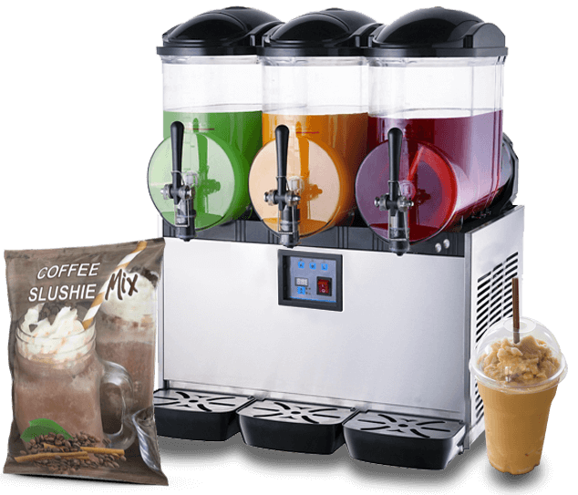 Slush MachineS For Sale Catering Equipment South Africa