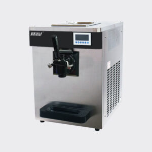Soft Serve Machine For Sale South Africa BQ115T Beiqi Table Top Model