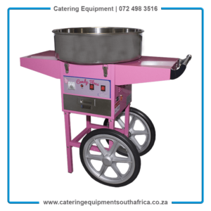 Candy Floss Machines For Sale South Africa | CHROMECATER MF-05 Floor Model