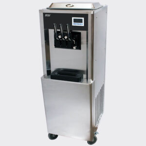 Soft Serve Ice Cream Machine Price Near Me in South Africa BQ323P Beiqi Floor Model With Pre Cool