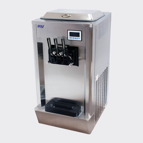 Ice Cream Machine For Sale   #1 Best Ice Cream Machines For Sale in South Africa BQ323TP Beiqi Table Top Pre-Cooling Model