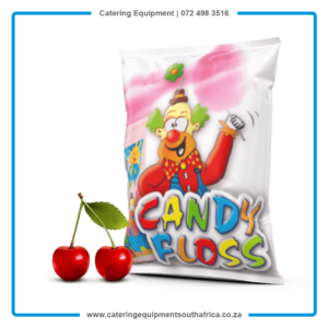 Cherry Candy Floss Sugar For Sale | #1 BEST Cotton Candy
