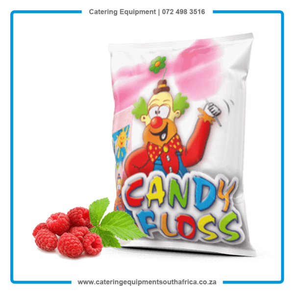 Raspberry Candy Floss Sugar For Sale   #1 BEST Cotton Candy