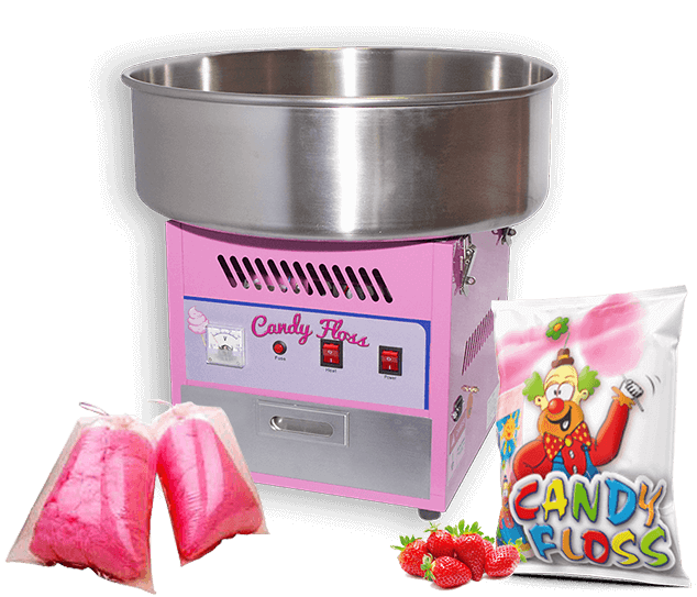 Candy Floss Machine For Sale South Africa | #1 BEST ChromeCater Supplier Near Me.