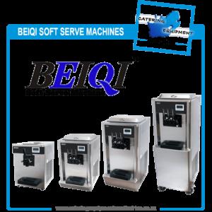 Beiqi Soft Serve Ice Cream Machine For Sale